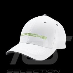 Porsche Cap Golf collection white green Porsche Design WAP5400010G