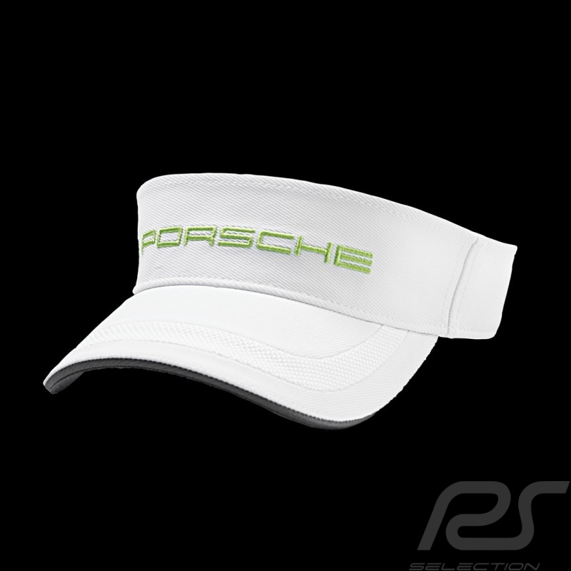 Porsche Schirmmütze Golf collection weiß grün Porsche Design WAP5400020G