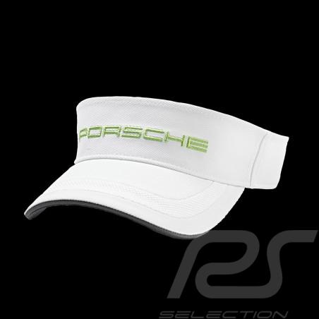 Porsche Golf collection blanc vert Porsche Design WAP5400020G Visière Visor Schirmmütze