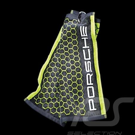 Serviette de golf Porsche Golf Collection Porsche WAP0600430G Golf towel Golfhandtüch