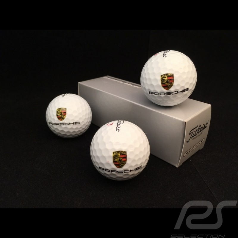 Golf balls Porsche Titleist NXT®Tour Golf Collection Porsche Design WAP0600430D