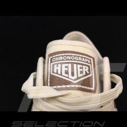 Chaussure shoes Schuhe Gulf Heuer sneaker / basket style Converse Crème cream Creme femme women Damen