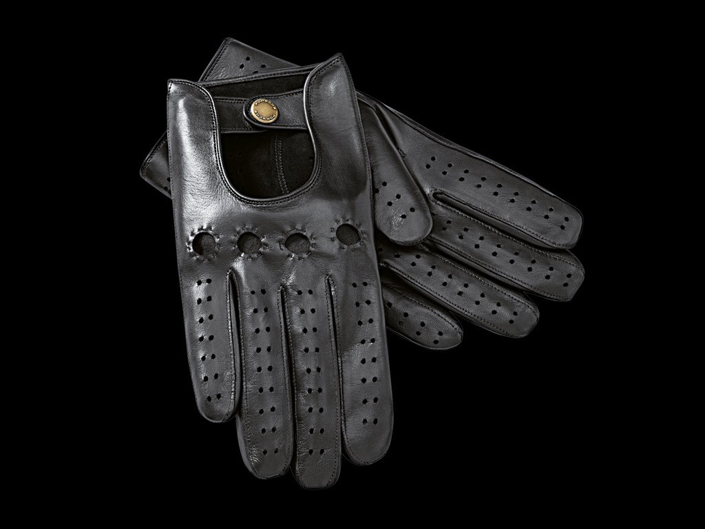 Leather driving gloves porsche - Driving Gloves Porsche Classic Leather Porsche Design Wap519 Men Selection Rs
