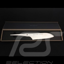 Couteau Knife Messer Porsche Type 301 Santoku 17.8 cm Design by F.A. Porsche Chroma P02