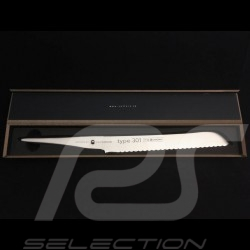 Knife Porsche Design Type 301 Design by F.A. Porsche bread and roasts 20.9 cm Chroma P06