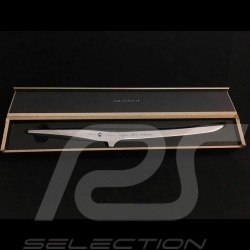 Couteau Knife Messer Porsche Design Type 301 Design by F.A. Porsche filet de sole flexible 19 cm Chroma P07