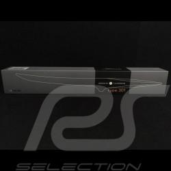 Knife Porsche Design Type 301 Design by F.A. Porsche filet flexible 19 cm Chroma P07