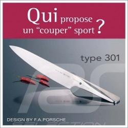Couteau Knife Messer Porsche Design Type 301 Design by F.A. Porsche Office 7,7 cm Chroma P09