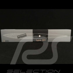 Couteau Porsche Design Type 301 HM Design by F.A. Porsche Office à saucisson 12 cm Chroma P19HM Knife Messer