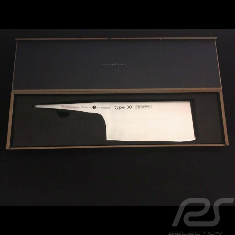 Knife Porsche Design Type 301 Design by F.A. Porsche chinese nakiri usuba 18,5 cm Chroma P22