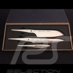 Coffret de couteaux Knives Set Messerset Porsche Design Type 301 Design by F.A. Porsche Chroma P529