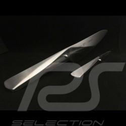 Coffret de couteaux Knives Set  Messerset  Porsche Design Type 301 Design by F.A. Porsche Duo Chef Chroma P918