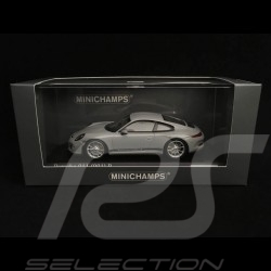 Porsche 911 R typ 991 2016 Fashion grau 1/43 Minichamps CA04316098