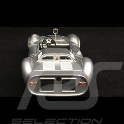 Porsche 550 Durlite Spyder 1959 gris argent silver silber 1/43 Autocult 07007