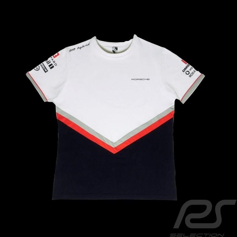 T-shirt Porsche 919 Hybrid Le Mans 2017 Porsche Design WAX919 - Unisex