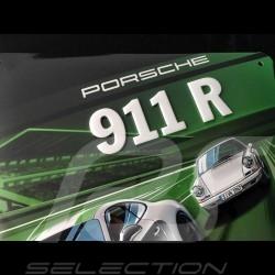 Kalender Porsche 911 R Metall - Perpetual Porsche Design WAX05000003