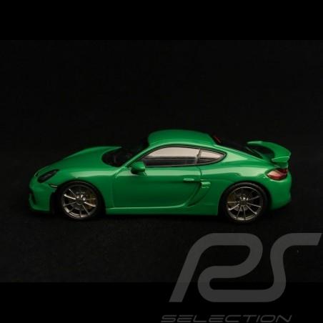 Porsche Cayman GT4 2016 Vipergrün 1/43 Minichamps CA04316076