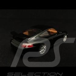 Porsche 911 type 996 GT3 phase II 2003 black 1/43 Minichamps 400062024
