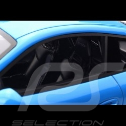 Porsche 911 type 991 GT3 RS Coupe 2013 blue 1/18 GT Spirit GT139