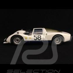 Porsche 906 K blanche vainqueur winner Sieger 24h Le Mans 1966 n° 58 1/18 Minichamps 100666158