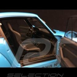 Porsche 911 typ 993 RWB Чайхона N⁰1 blau 1/18 Autoart 78152