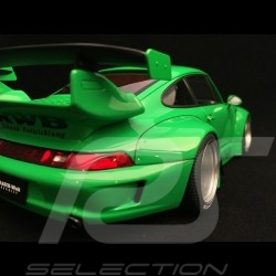 Porsche 911 type 993 RWB Rough Rythm vert Viper green grün 1/18 Autoart 78151
