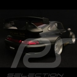 Porsche 911 type 993 RWB Natty Dread matt black 1/18 Autoart 78154