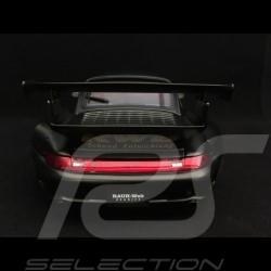 Porsche 911 type 993 RWB Natty Dread noir mat matt black matte schwarz 1/18 Autoart 78154