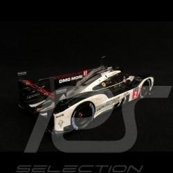 Porsche 919 Hybrid - HY n° 2 LMP1 Vainqueur winner Sieger Le Mans 2016 finish line 1/43 Spark MAP02087316