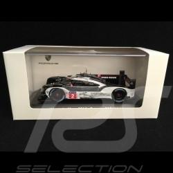 Porsche 919 Hybrid - HY n° 2 LMP1 Sieger Le Mans 2016 finish line 1/43 Spark MAP02087316