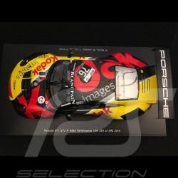 Porsche 991 GT3 R 24h Spa 2016 n° 76 Kodak 1/18 Spark 18SB003