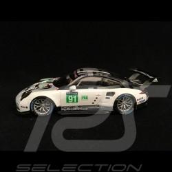 Porsche 991 GT3 RSR 24h du Mans 2016 n° 91 Porsche Motorsport 1/43 Spark S5134