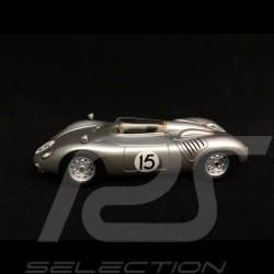 Porsche 718 RSK Grand Prix Pays-Bas Netherlands Niederlande 1959 n° 15 1/43 Spark S4853