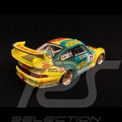 Porsche 911 type 993 GT2 24h du Mans 1998 n° 71 Estoril racing 1/43 Spark S4758