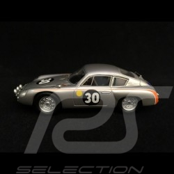 Porsche 356 B Abarth 695 GS 24h du Mans 1962 n° 30 1/43 Spark S1878