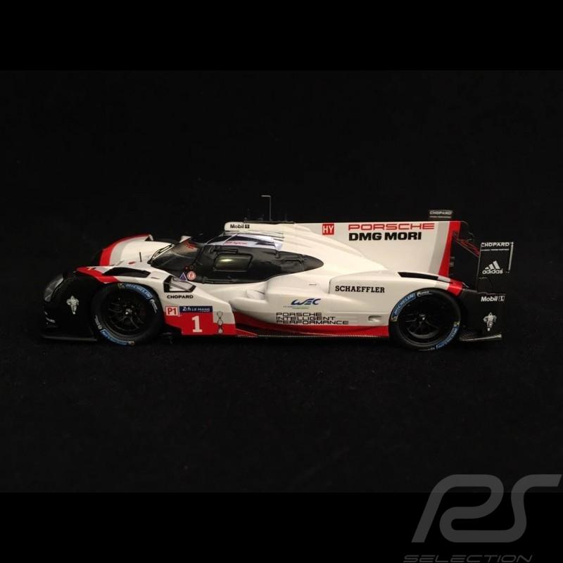 Porsche 919 Hybrid Le Mans 2017 n° 1 1/43 Spark WAP0209190J