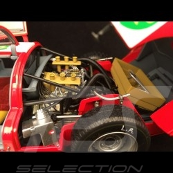 Porsche 906 E Monza 1967 BP World Record Runs 1/18 Minichamps 100676100