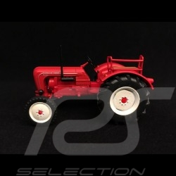 Porsche Diesel Tractor Master N419 1962 red 1/43 Atlas 750