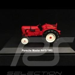 Schlepper Porsche Diesel Master N419 1962 rot 1/43 Atlas 750