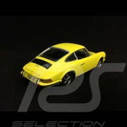 Porsche 911 S 2.4 1973 Zitronengelb 1/43 Norev 750056