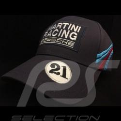 Casquette Cap Porsche Martini Racing collection n° 21 bleu foncé Porsche Design WAP5500010J