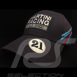 Porsche Cap Martini Racing collection n° 21 dunkelblau Porsche WAP5500010J