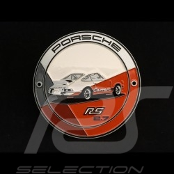 Badge de grille Grille badge Grill Badge Porsche 911 2.7 Carrera RS orange Porsche Design WAP0500500J