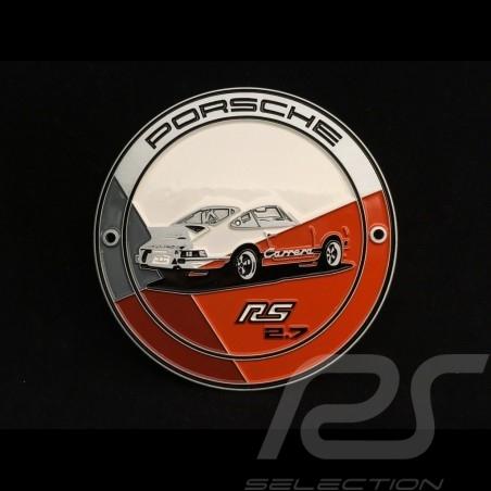 Badge de grille Grille badge Grill Badge Porsche 911 2.7 Carrera RS orange Porsche WAP0500500J