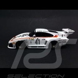 Porsche 935 K3 Le Mans 1979 n° 41 Kremer Signature Signatur 1/43 Spark 43LM1979