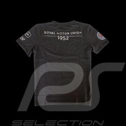 T-shirt Porsche 356 SL n° 81 Liège-Rome-Liège 1952 carbon - men