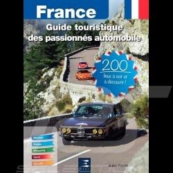 Buch Guide touristique des passionnés automobile - Julian Parish
