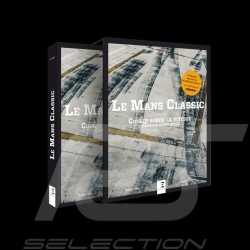 Book box Le Mans Classic - Laurent Nivalle / Robert Puyal