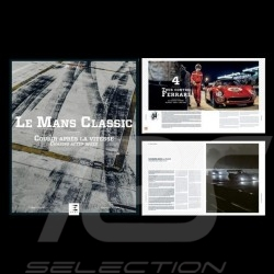 Book box Le Mans Classic - Laurent Nivalle / Robert Puyal