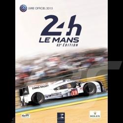 Livre Book Buch 24 Heures du Mans 2015 - le livre officiel